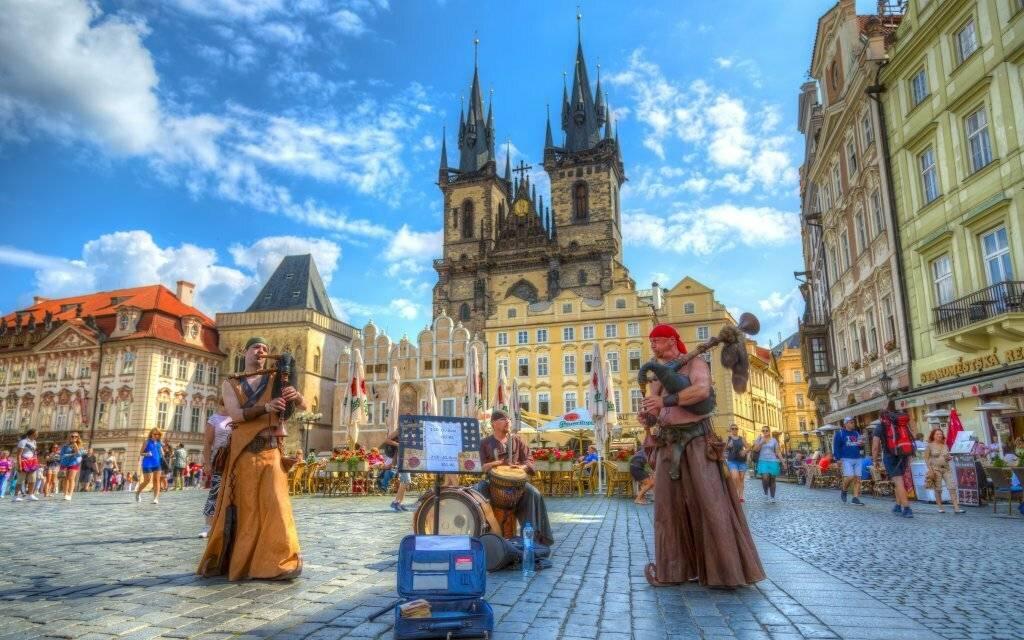 Налоги в чехии в 2020 году