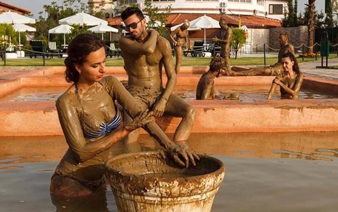SPA-процедуры на курортах Испании