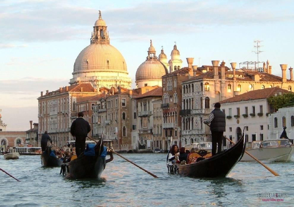 Экскурсионные туры в италию 2021