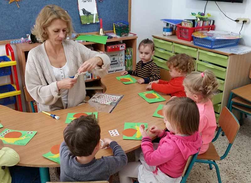 Презентация на тему дошкольное воспитание в израиле