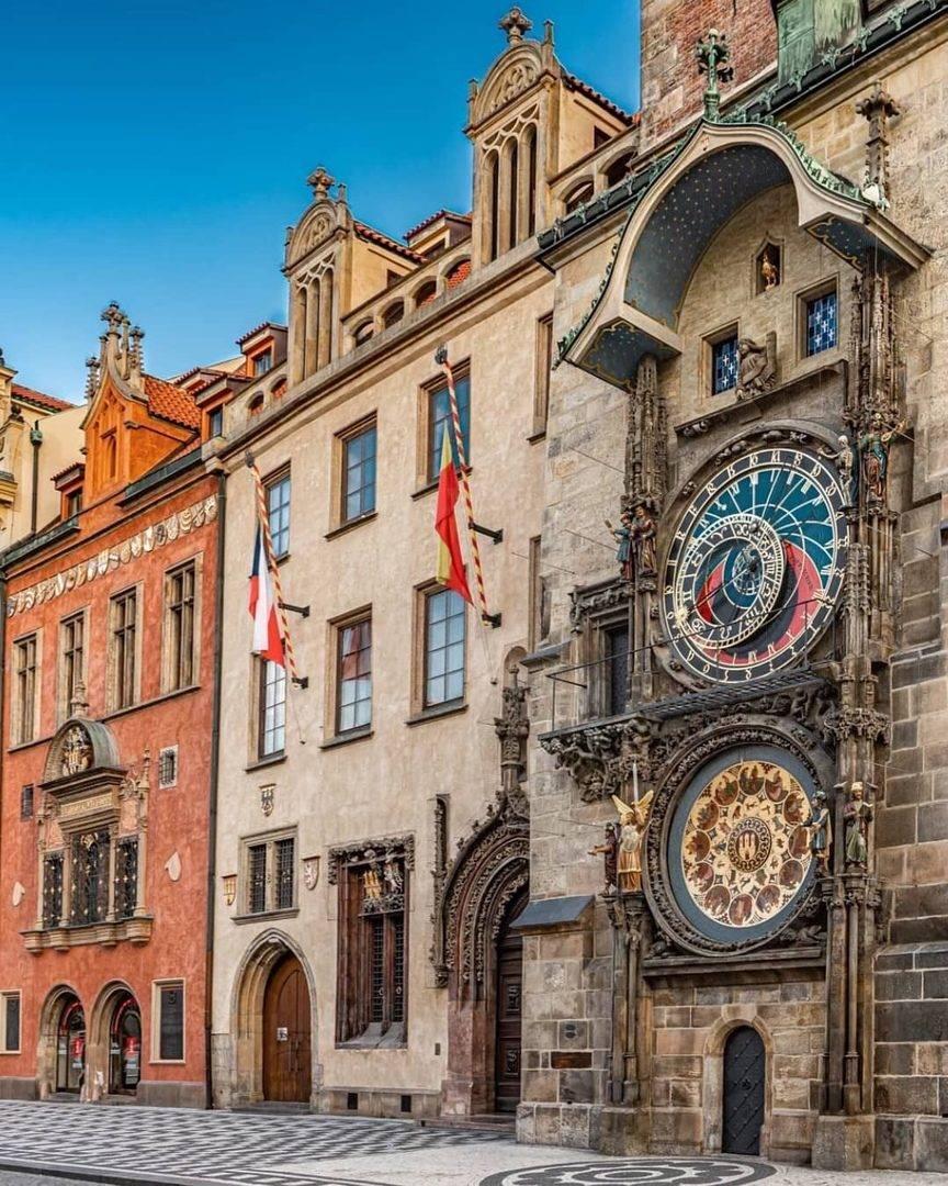 Особенности чешской архитектуры и интерьера