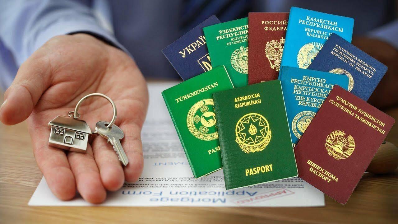 Как получить гражданство рф гражданину таджикистана в 2021 году?