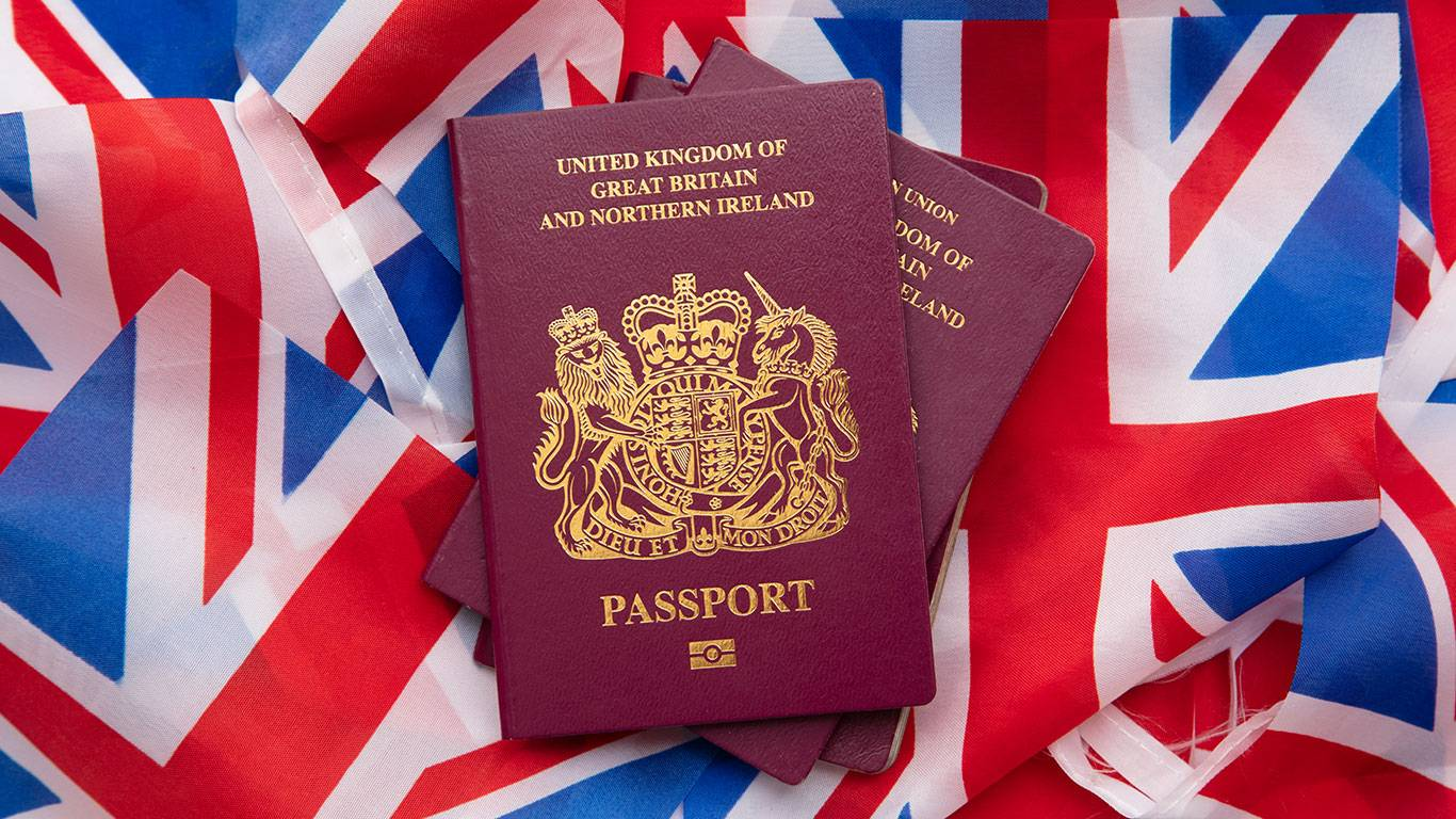 Как получить гражданство великобритании в 2020 году