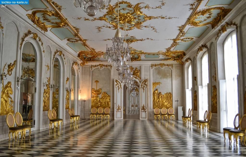 Потсдам: интересные места и достопримечательности для туристов и особенности культуры