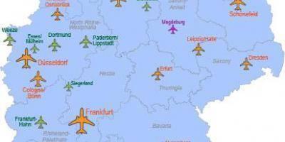 Аэропорты германии: описание немецких международных аэропортов на русском языке, их расположение и контактная информация, какие аэропорты в германии закрыты