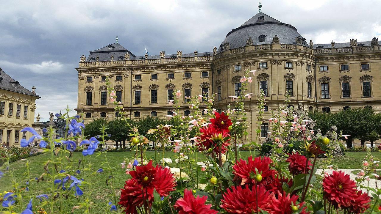 Вюрцбург, германия - путеводитель по вюрцбургу, достопримечательности, фото