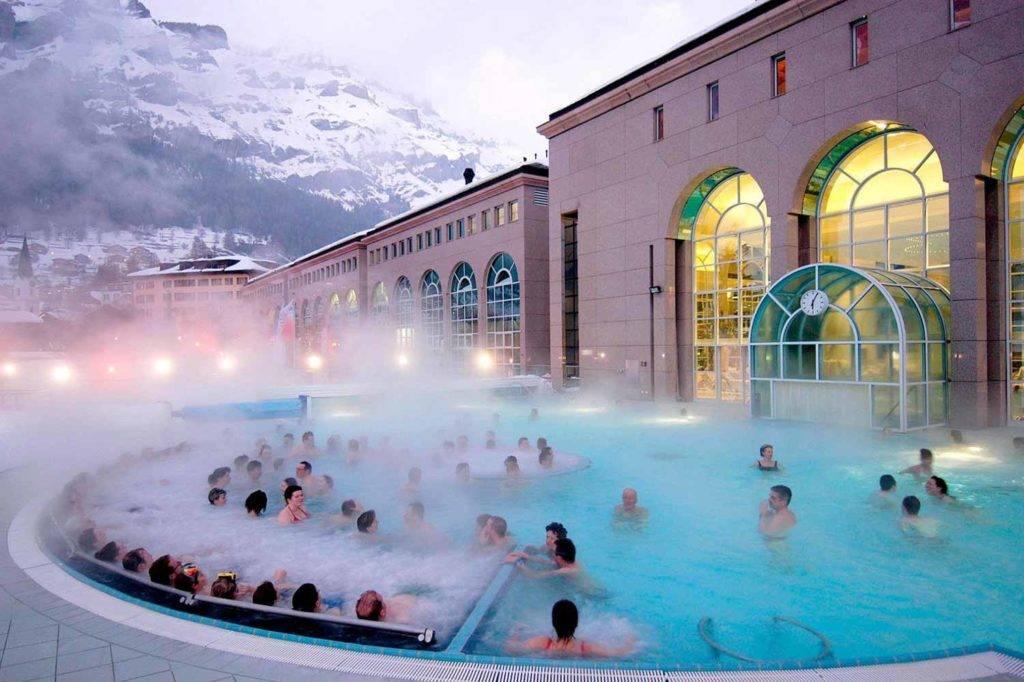 15 лучших термальных источников турции