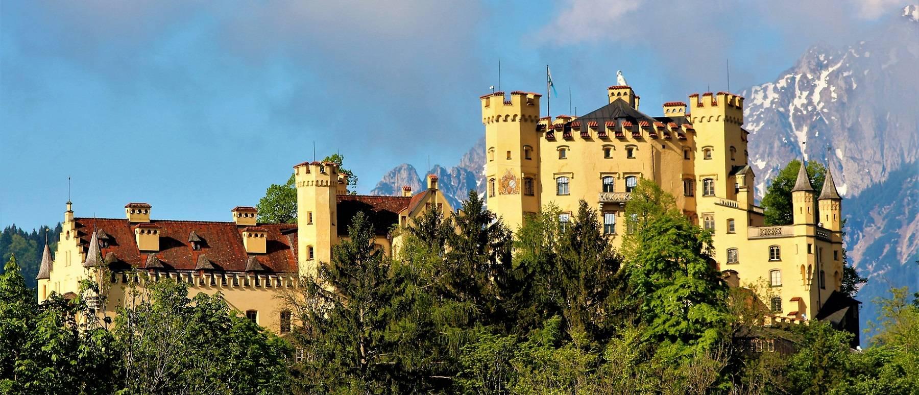Замок линдерхоф в баварии – информация для туристов (с фото)