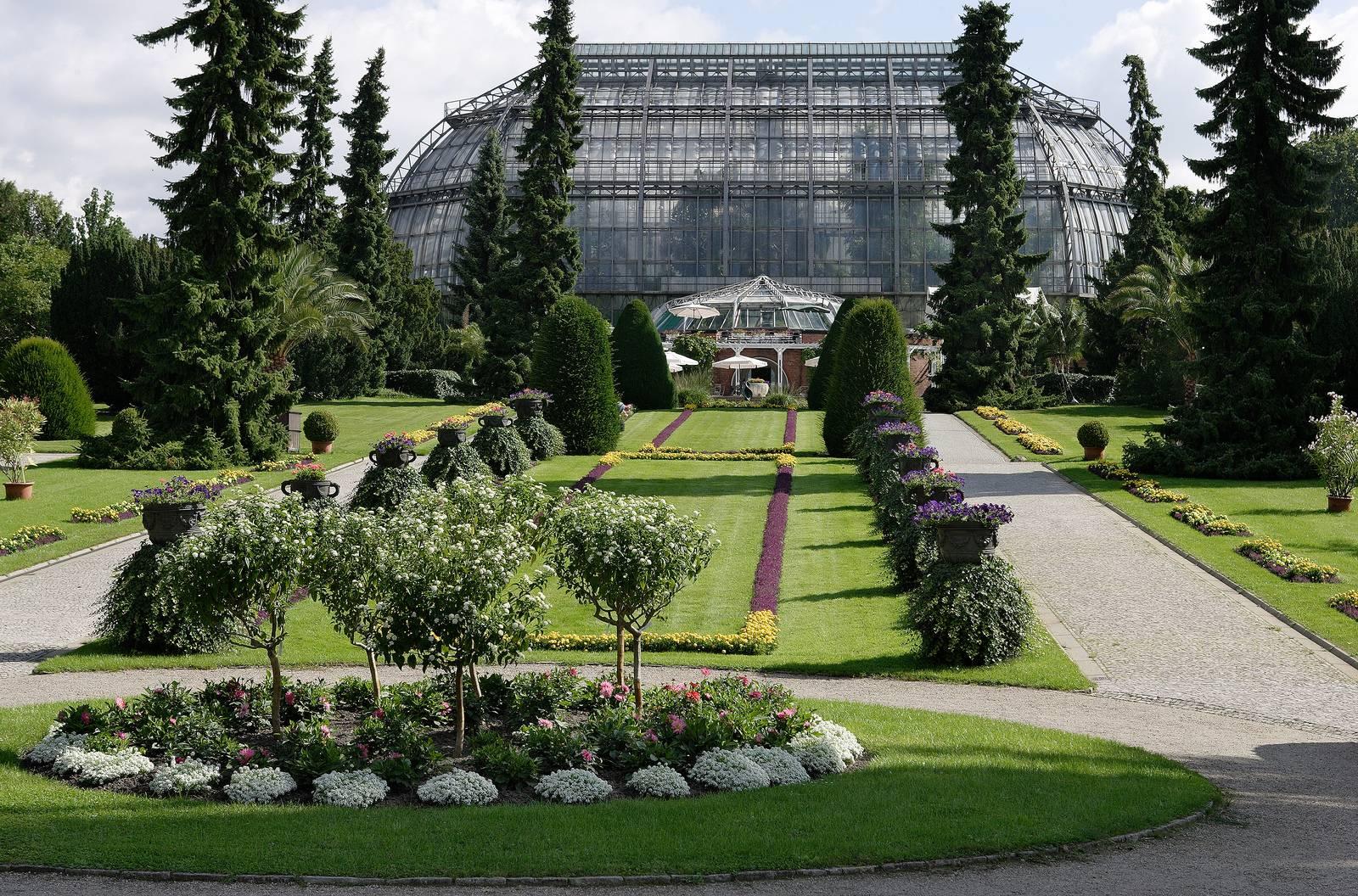 Лучшие ботанические сады мира: 17 садов планеты с видео обзором