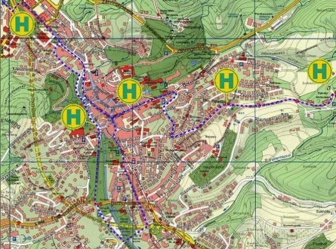 Достопримечательности баден-бадена с описанием и фото - куда сходить и что посмотреть самостоятельно, туристическая карта