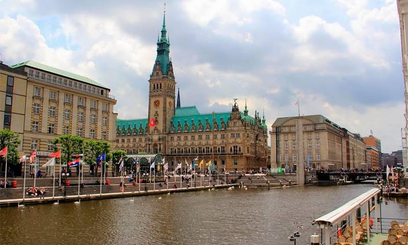 Что посмотреть в гамбурге за 1 день самостоятельно - маршрут, фото, описание, карта