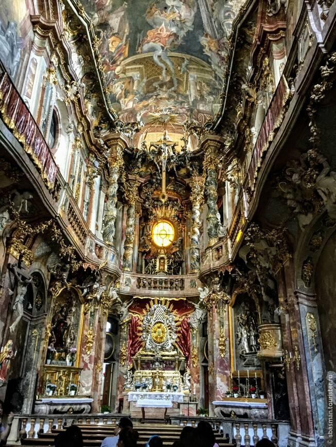Церковь святого михаила в мюнхене - цитадель контрреформации – так удобно! traveltu.ru