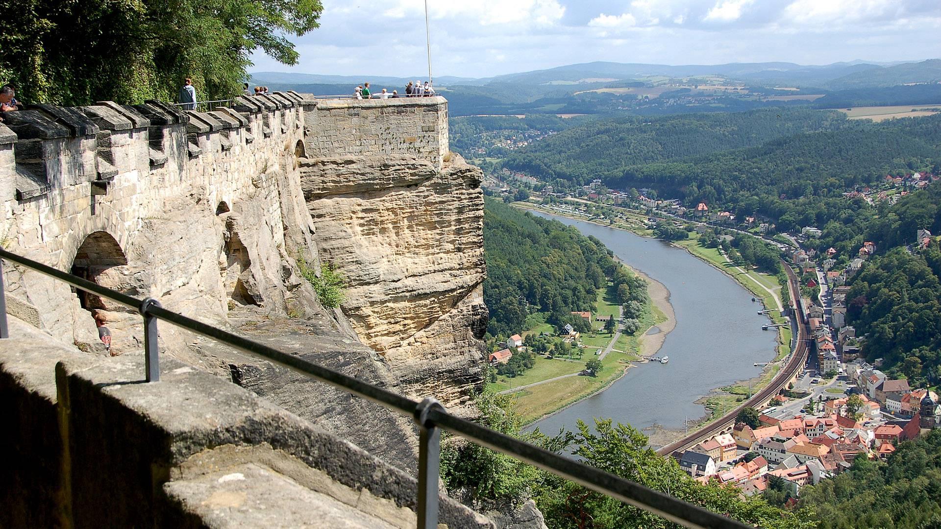 Экскурсия «саксонская швейцария и крепость кёнигштайн» — 226 отзывов, цена 40 €