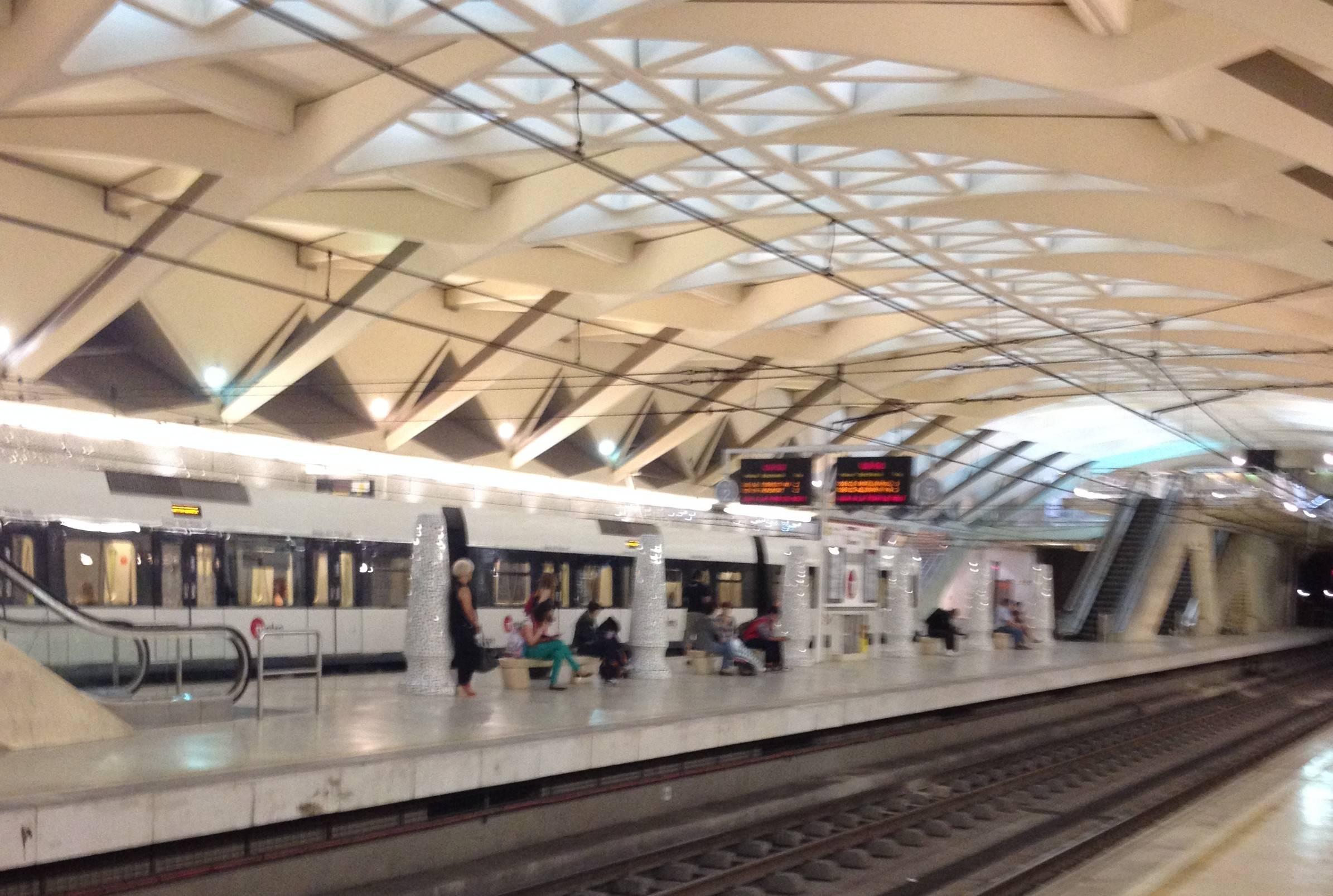 Metrovalencia - horaris