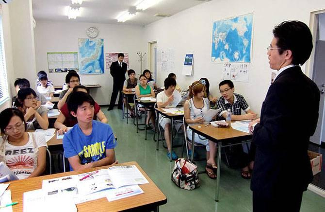 Как поступить в языковую школу в японии в 2021 году