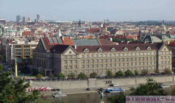 Один из лучших университетов чехии - карлов университет