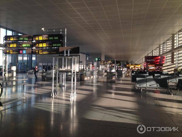 Malaga airport – costa del sol airport agp