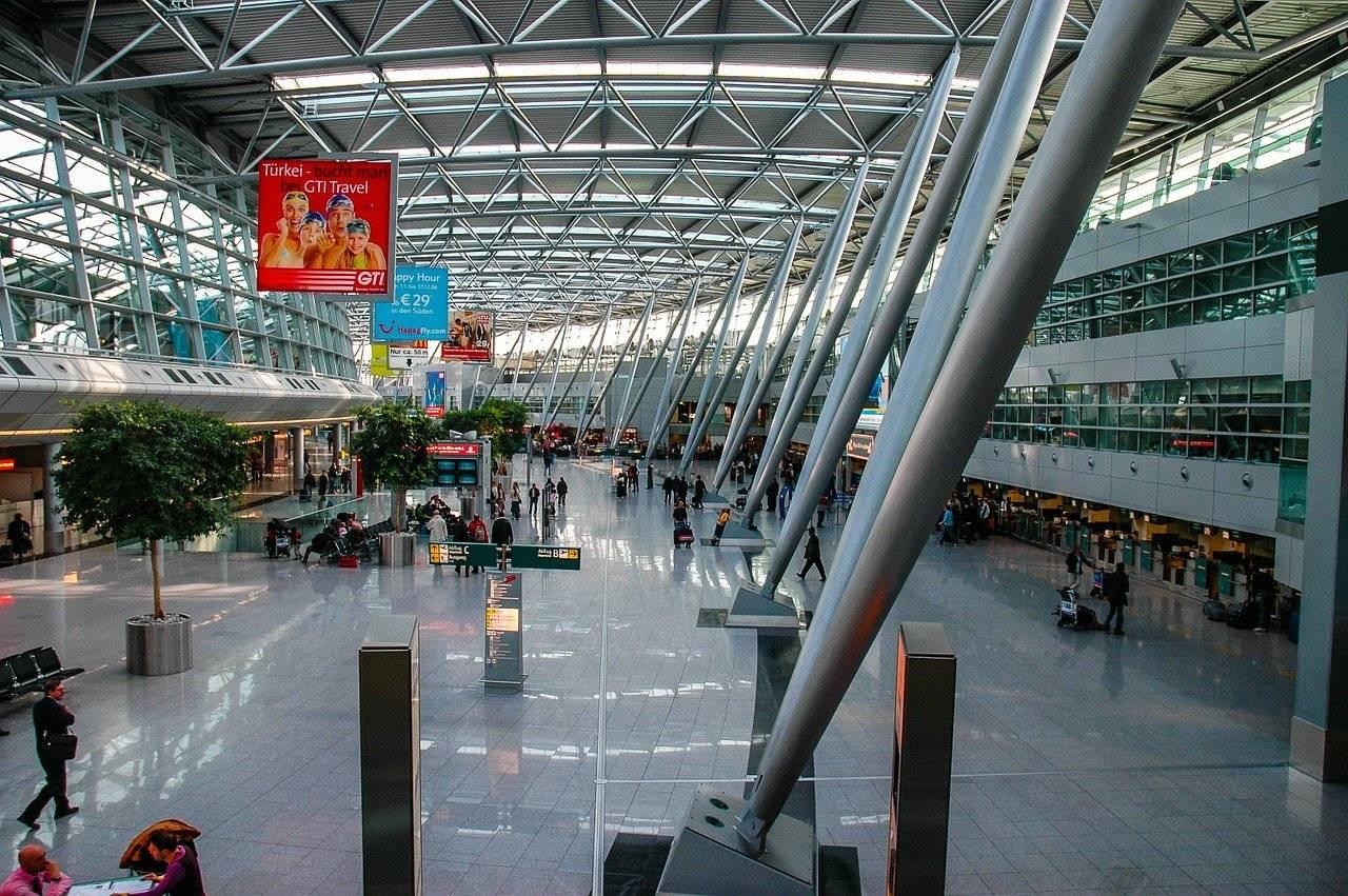 Аэропорты германии: немецкие качество, надёжность и точность