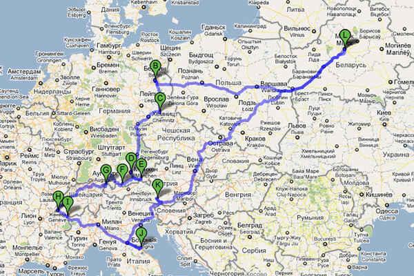 Туры в европу на поезде от 195€ - цены 2020: ж/д до бреста - варшавы - калининграда от туроператора «орбитаарт»
