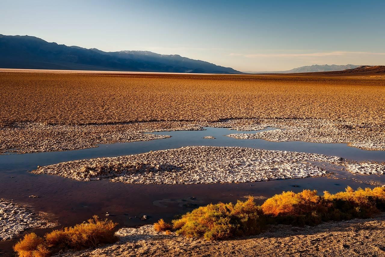 Долина смерти (death valley, сша: калифорния)