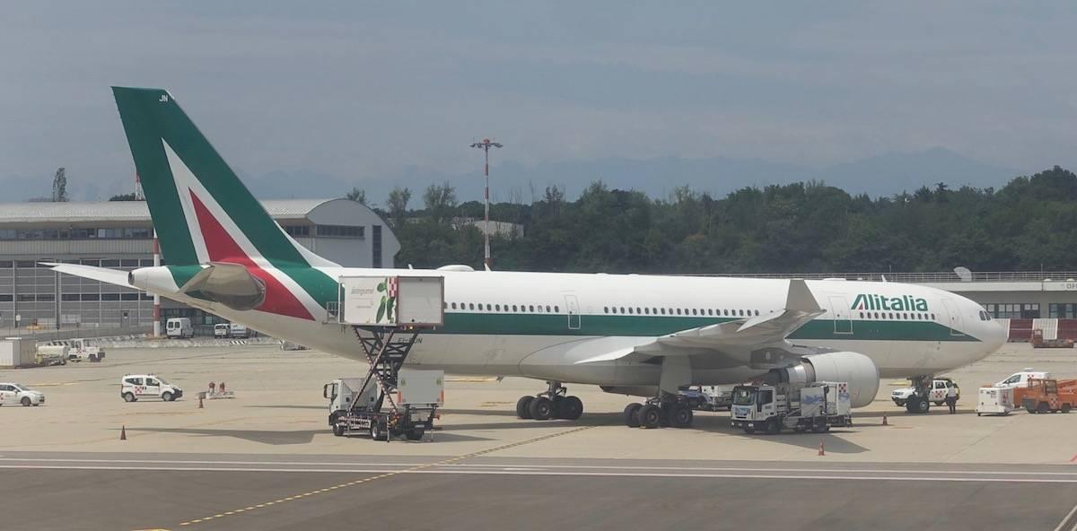 Alitalia (алиталия): регистрация на рейс разными способами