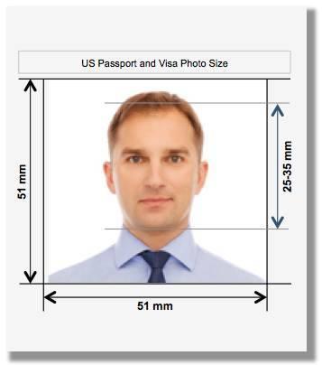 Требования к фотографии на визу сша в 2021 году