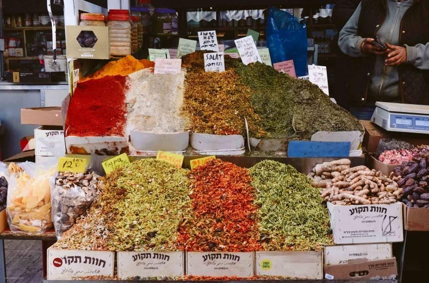 10 базаров и рынков тель-авива: самый полный гид - от гламура сарона маркет до экзотики блошиного рынка в яффо