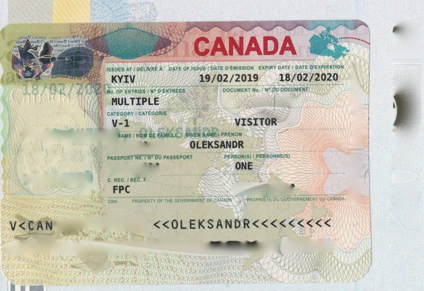 Виза в канаду для россиян, пошаговая инструкция оформления канадской визы самостоятельно в 2021 году