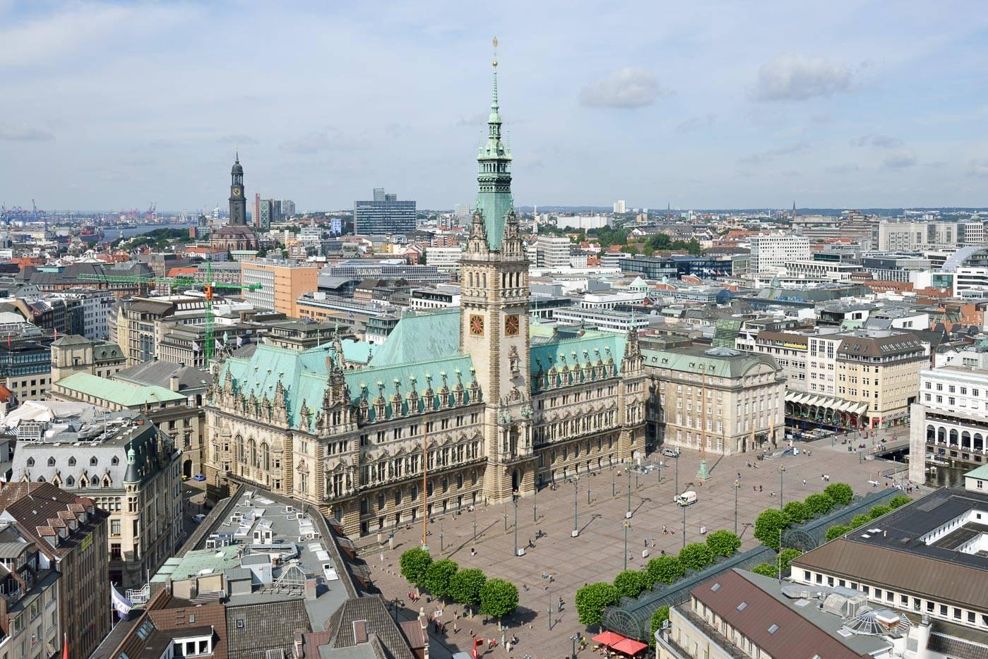 Знаменитые достопримечательности гамбурга: список, фото и описание   все достопримечательности