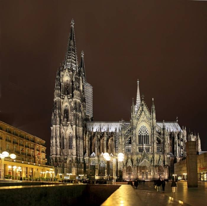 Кельнский собор в германии: описание, интересные факты, время работы