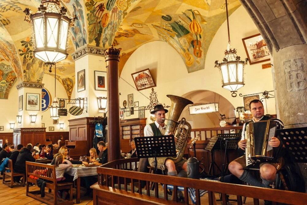 Пивной ресторан «хофбройхаус», мюнхен. отели рядом, адрес, фото, видео, как добраться, экскурсия — туристер.ру