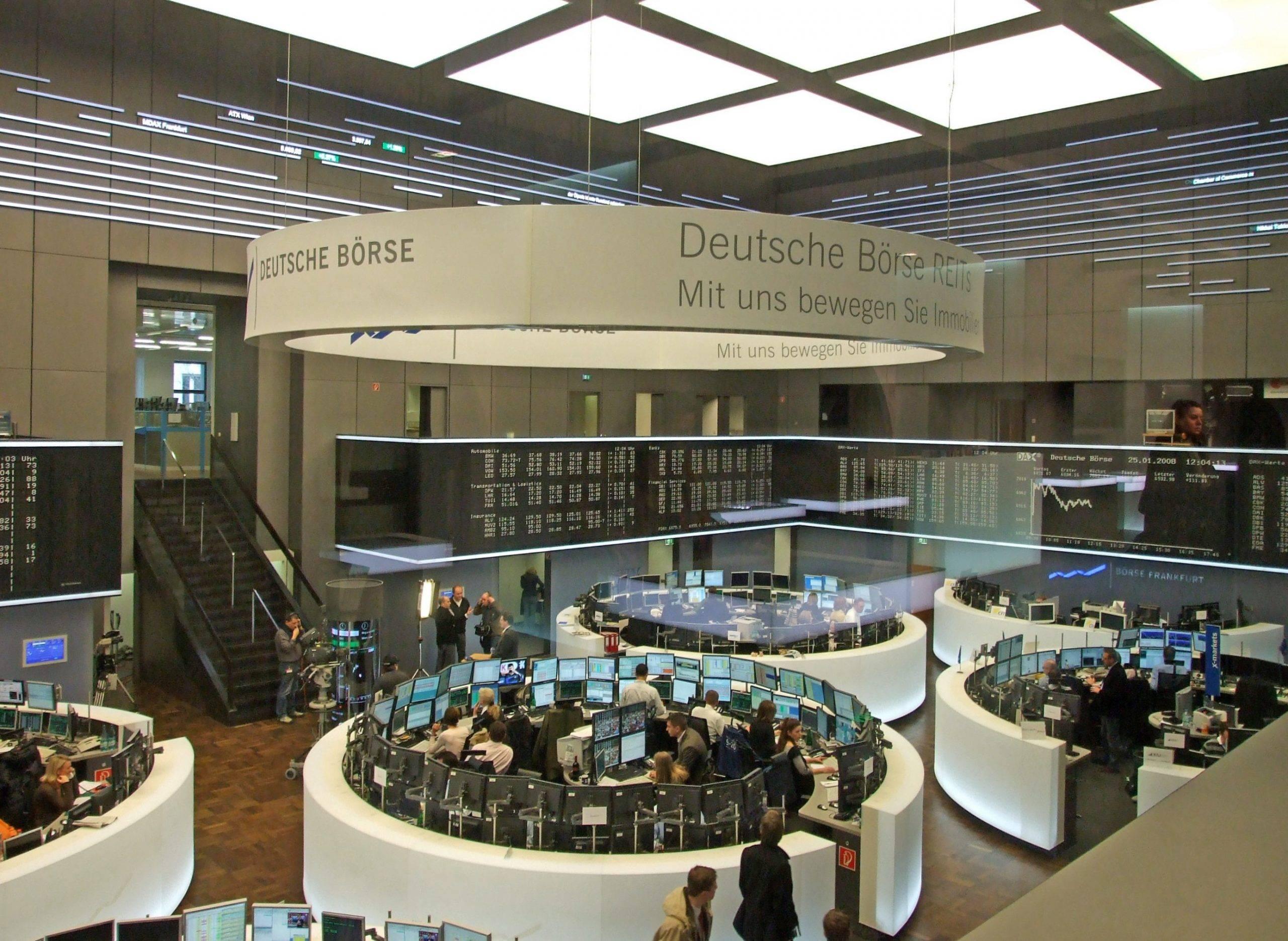 Франкфуртская биржа. фондовая биржа во франкфурте: история, участники, принцип работы