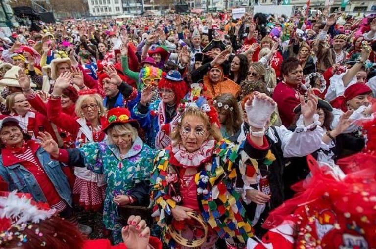 Кельнский карнавал в германии – что увидят туристы