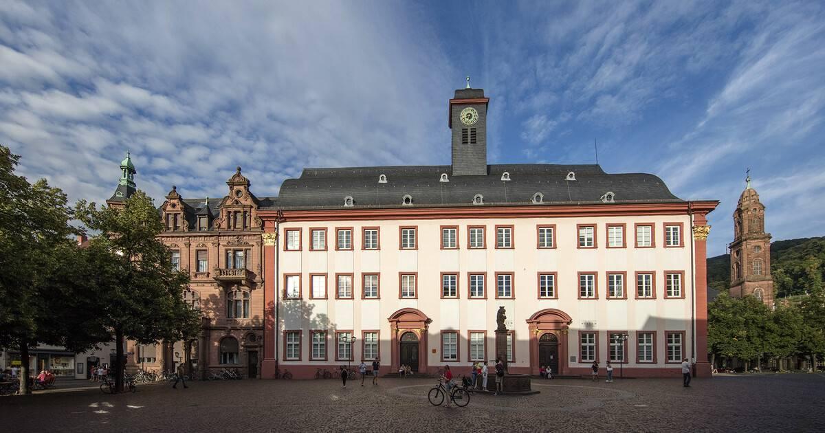 Гейдельбергский замок | мир чудес