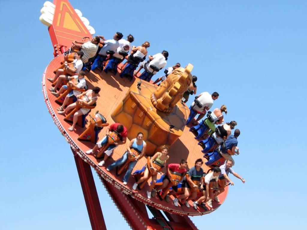 Испанский парк порт авентура (port aventura) — в чем успех популярности?