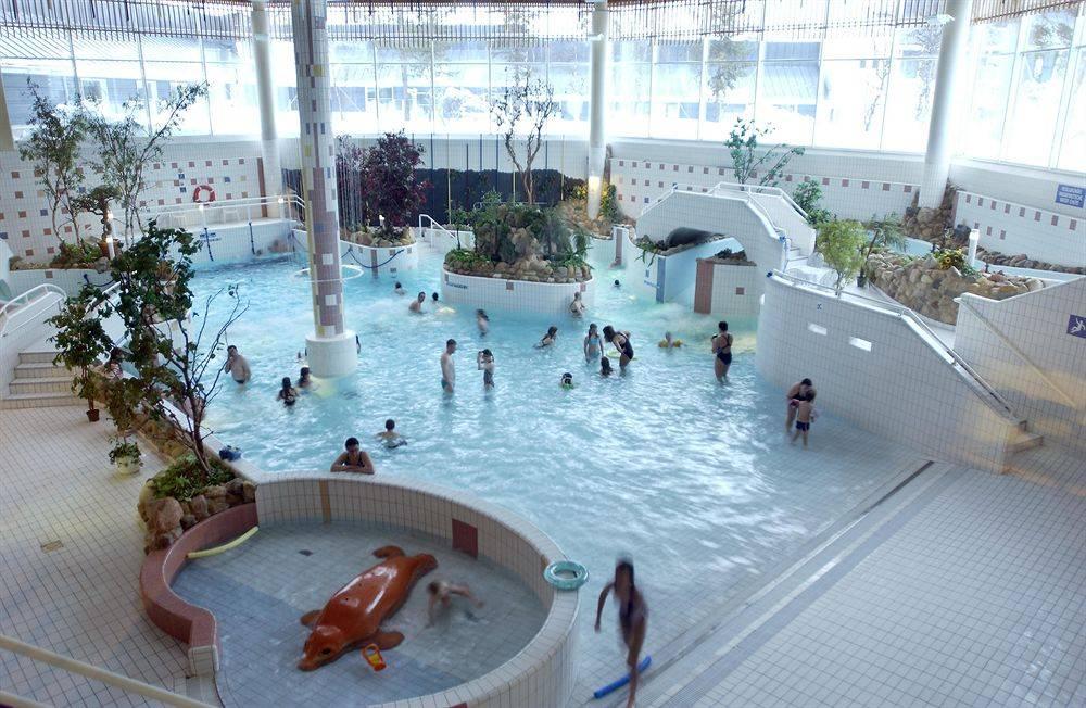 Лучшие аквапарки в москве