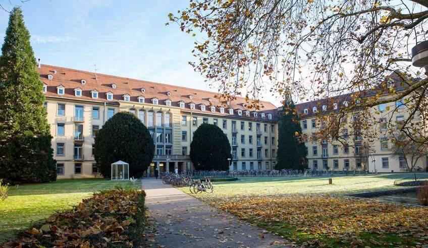 Университетская клиника г. фрайбург германия