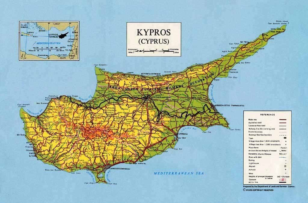 На каком языке говорили древние греки-киприоты? - блоги кипра