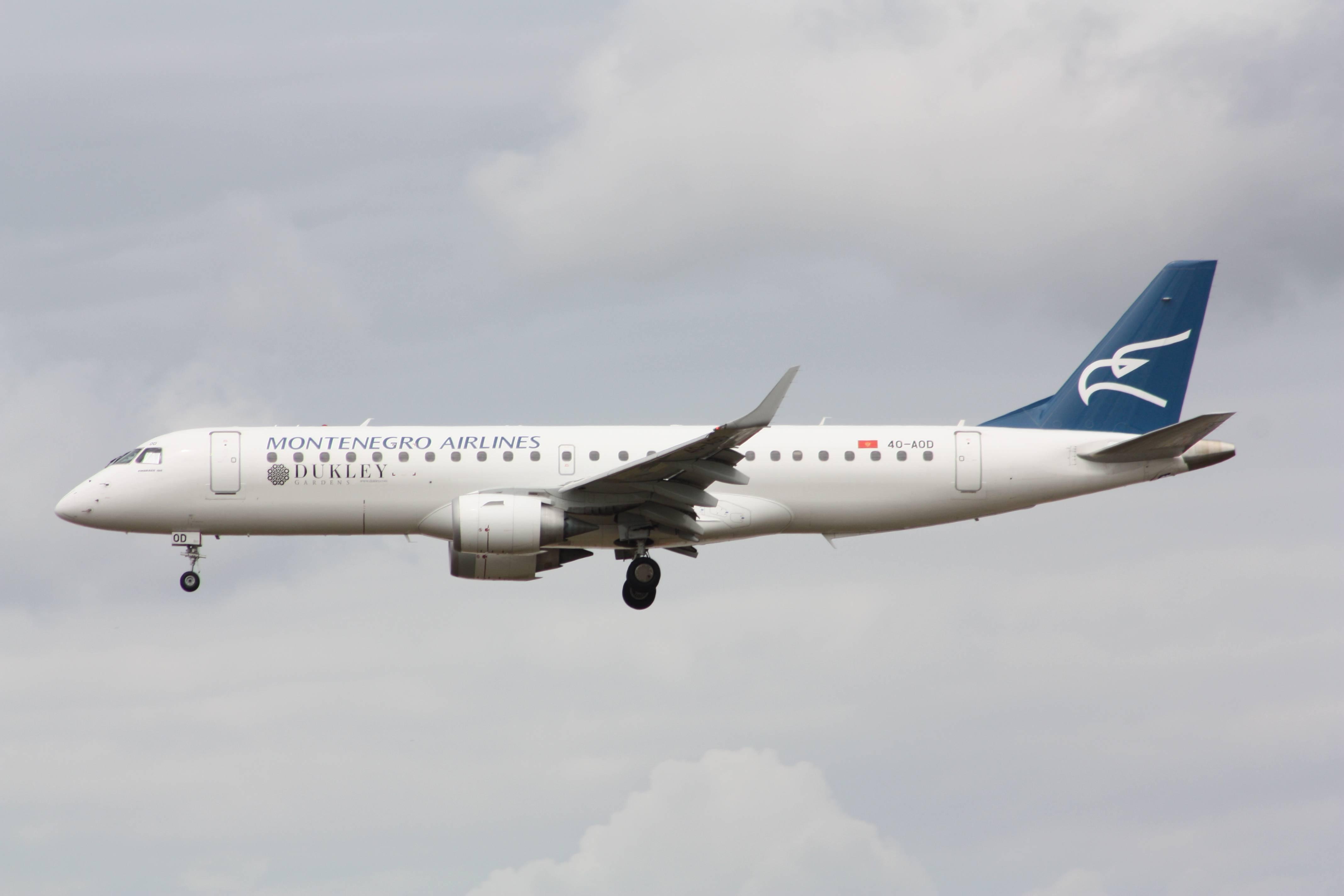 Montenegro airlines | beč