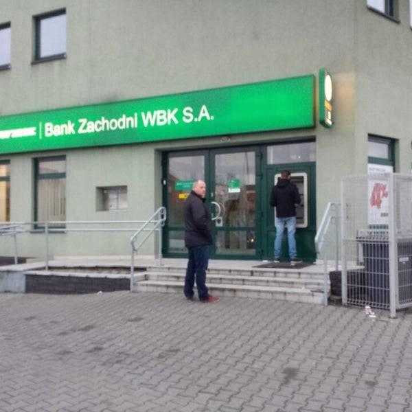 """Польський """"вбк банк заходни"""""""