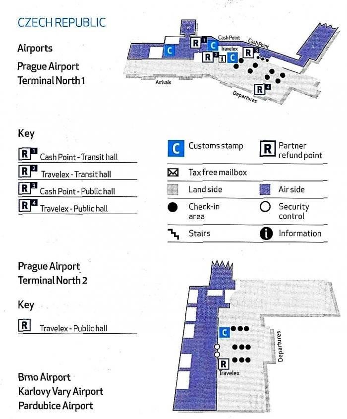 Терминалы аэропорта в праге | обучение и жизнь в чехии