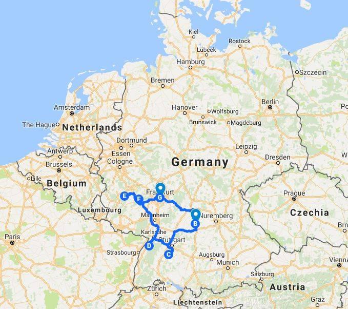 Как добраться из праги в берлин: все доступные виды транспорта и нюансы поездки