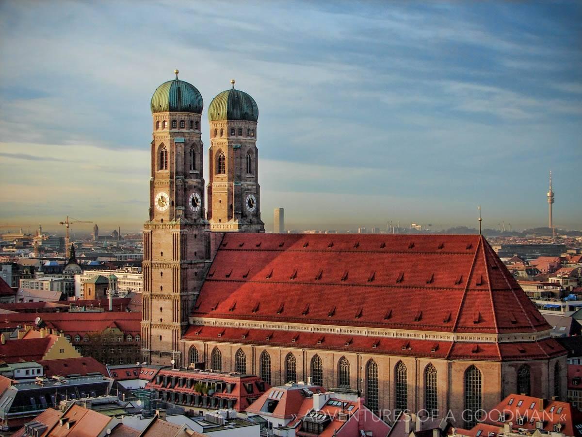 28 лучших достопримечательностей мюнхена — описание и фото