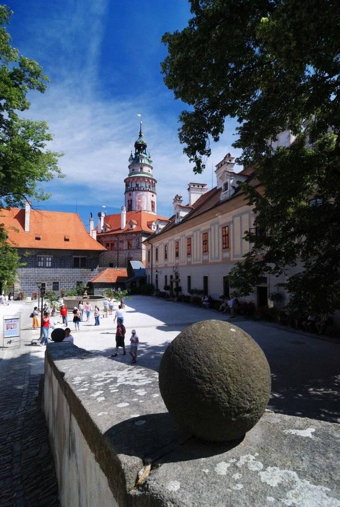 Как лучше всего добраться в Чески-Крумлов из Праги
