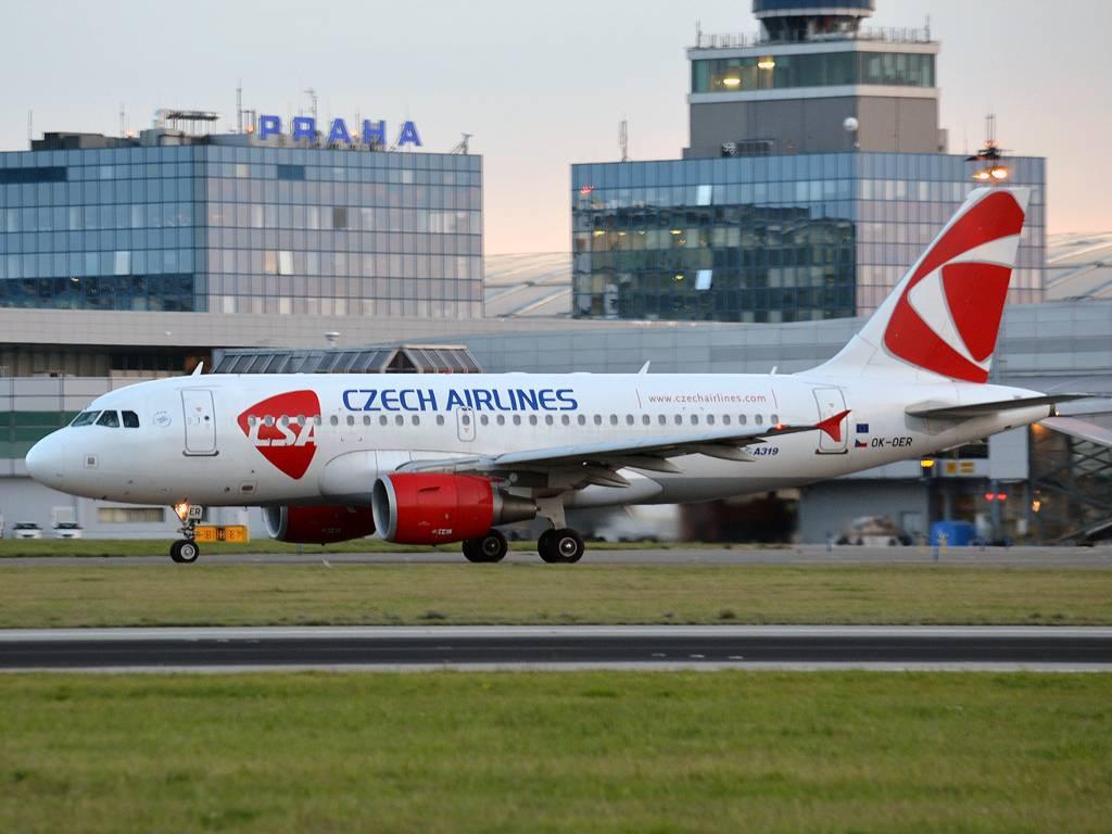 Чешские авиалинии — официальный сайт на русском языке