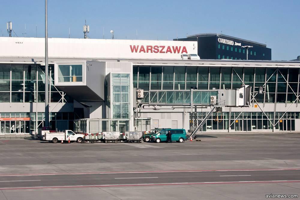 Аэропорты варшавы