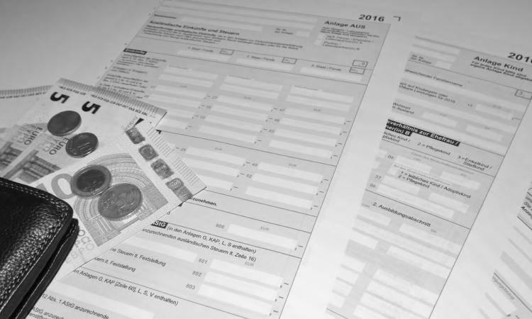 Что можно списать с налогов в германии правильно заполняя налоговую декларацию - sameчас