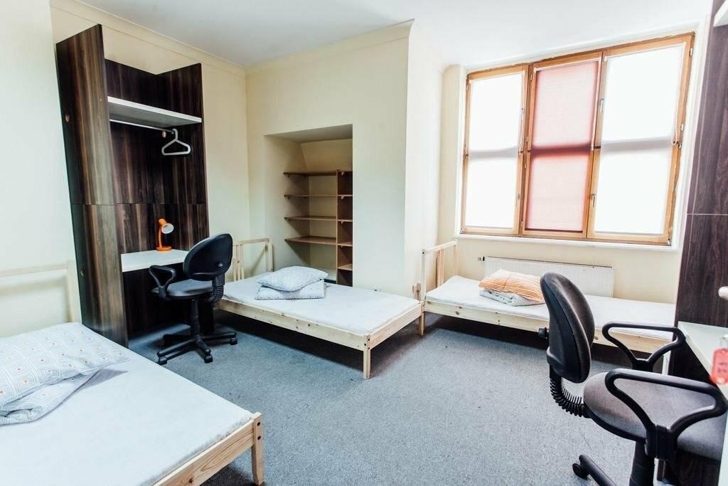 Общежитие для рабочих в польше: как тут реально живут
