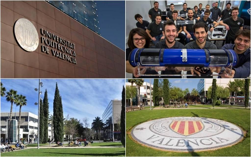 Поступление в университет испании