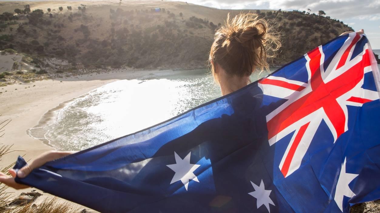 Австралия или новая зеландия